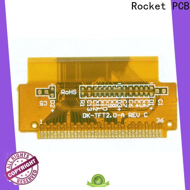 Rocket PCB multilayer flex pcb for digital device