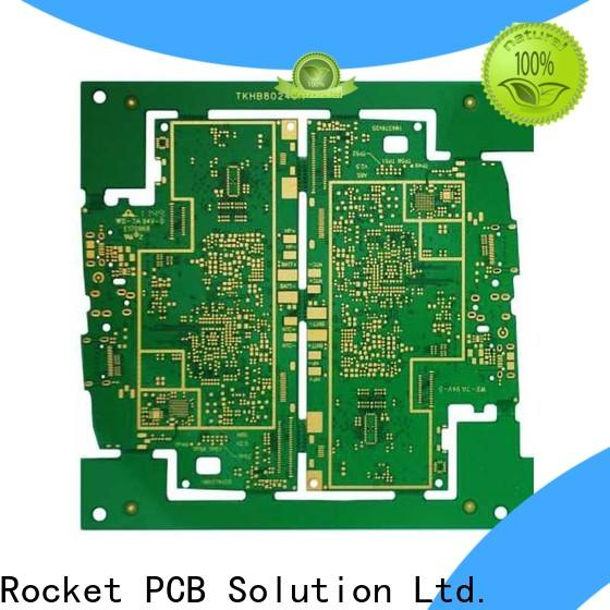 Rocket PCB multistage HDI PCB prototype wide usage