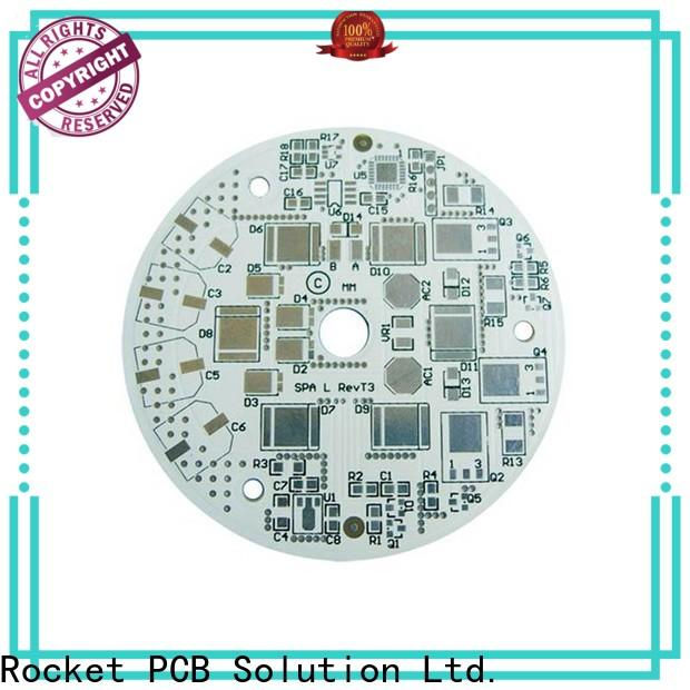 Rocket PCB popular aluminium pcb board for led circuit for digital device