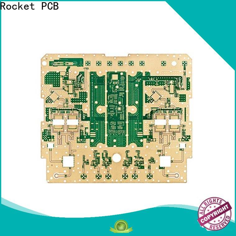 Rocket PCB micro-wave microwave pcb bulk production for automotive