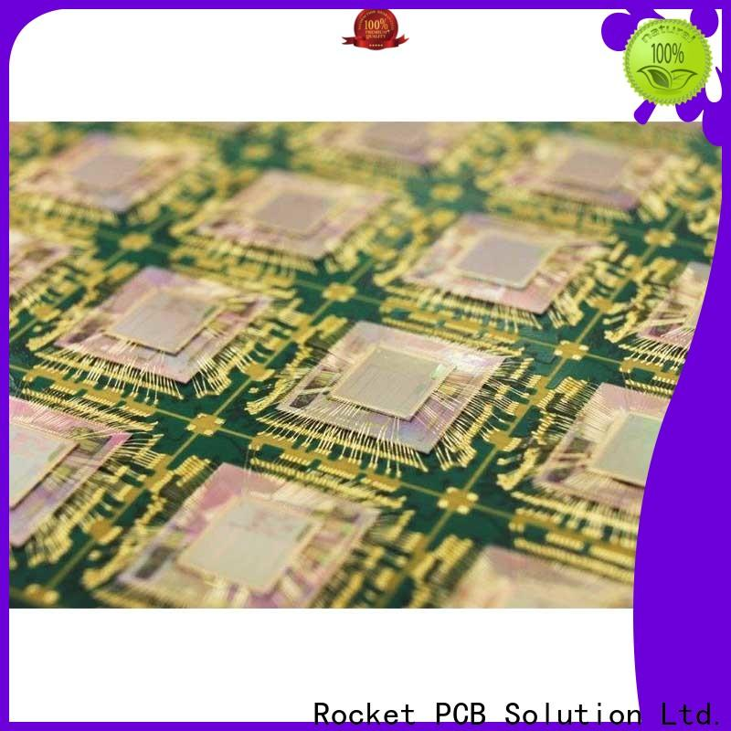 Rocket PCB finished wire bonding services surface finished for electronics