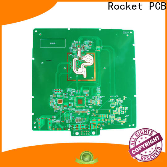 hybrid high frequency pcb board material rogers for digital product