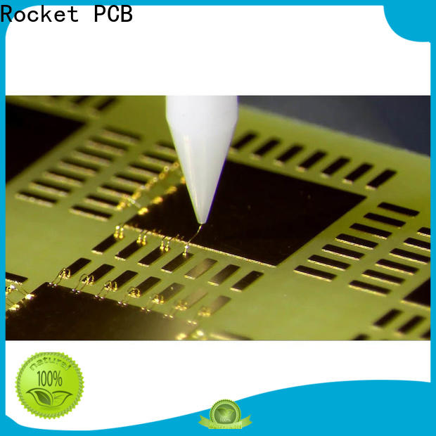 Rocket PCB wire wire bonding technology surface finished for automotive