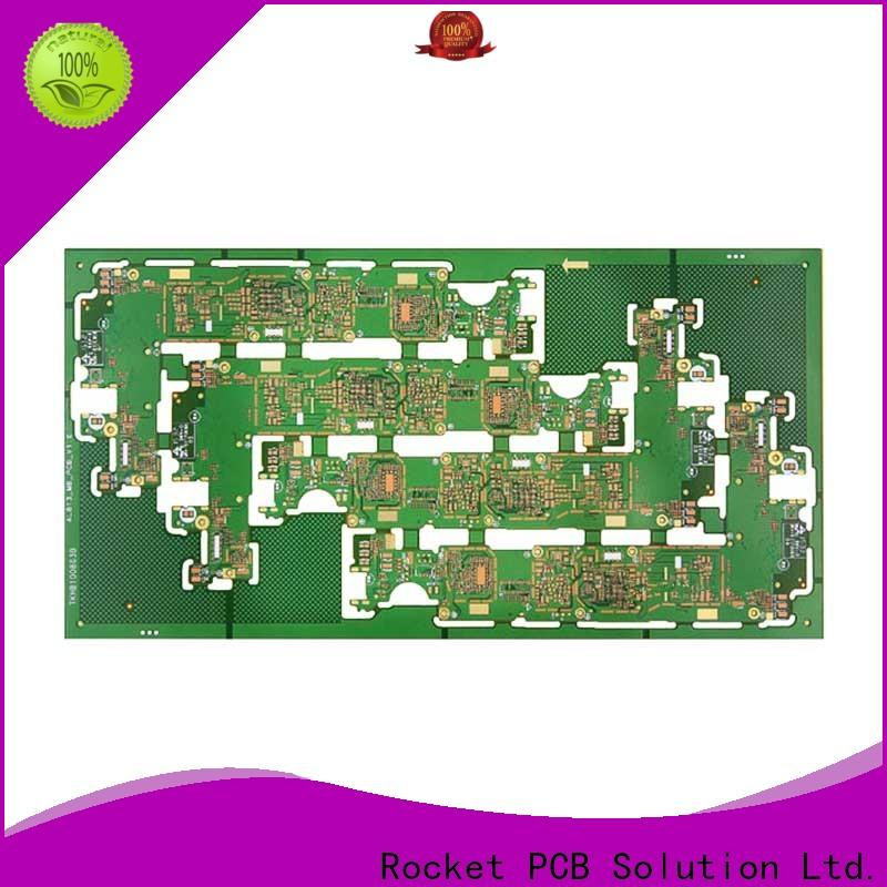 Rocket PCB customized any-layer pcb layer