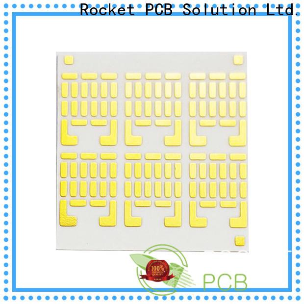 Rocket PCB ceramic ceramic pcb base for electronics