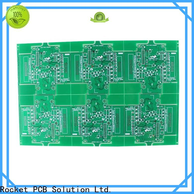 Rocket PCB hot-sale double sided printed circuit board electronics
