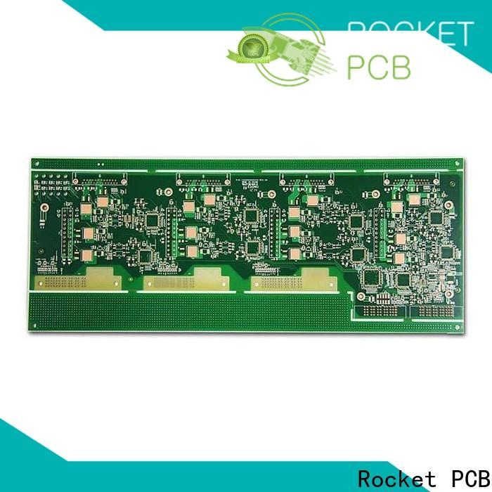 Rocket PCB npth high frequency PCB cavity