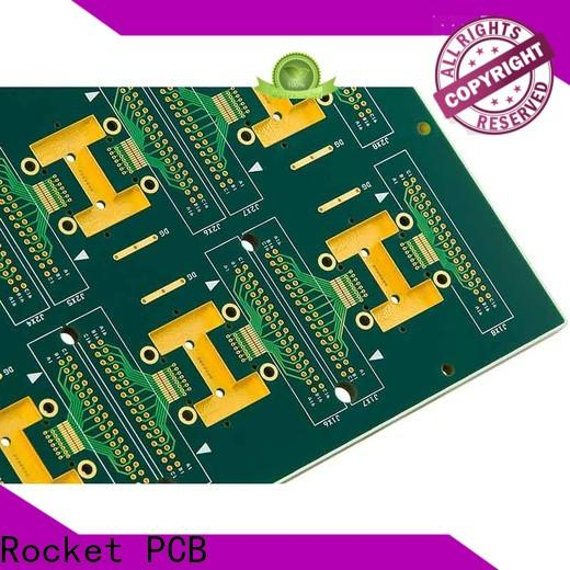 Rocket PCB pth high frequency PCB board for wholesale