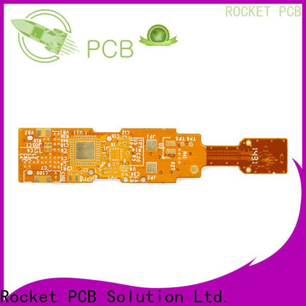 Rocket PCB pi flexible circuit board board for electronics