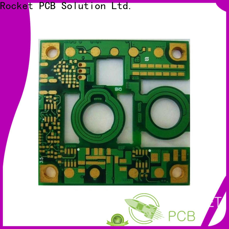 copper printed circuit board assembly heavy power board for digital product