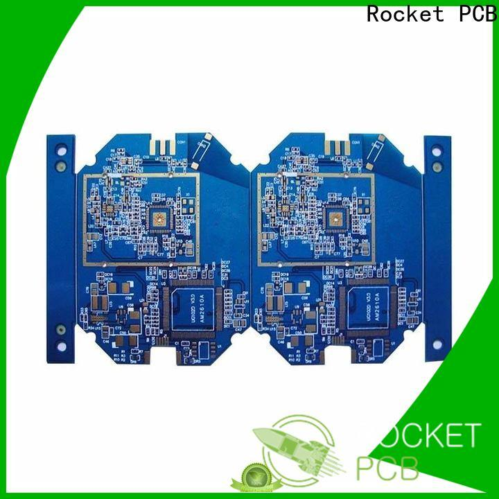 Rocket PCB top brand multilayer pcb manufacturing at discount smart home