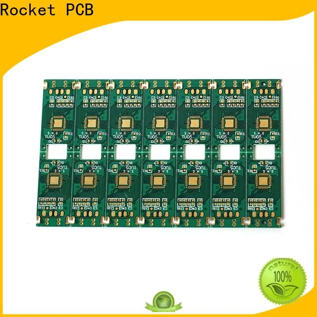 high-tech Multilayer PCB custom board fabrication for sale