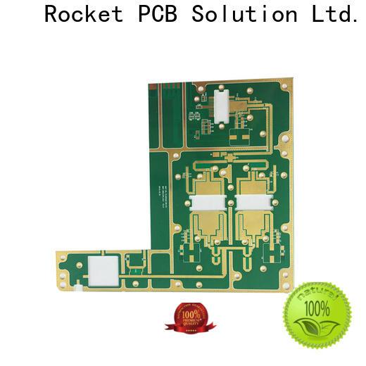 Rocket PCB hybrid microwave pcb hot-sale industrial usage