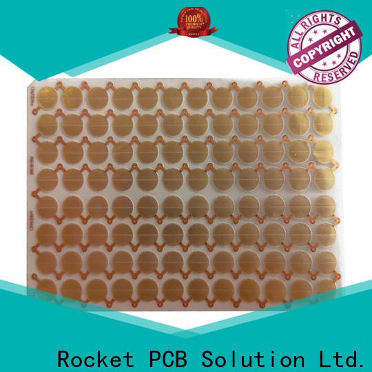 Rocket PCB multilayer pcb board process flex medical electronics