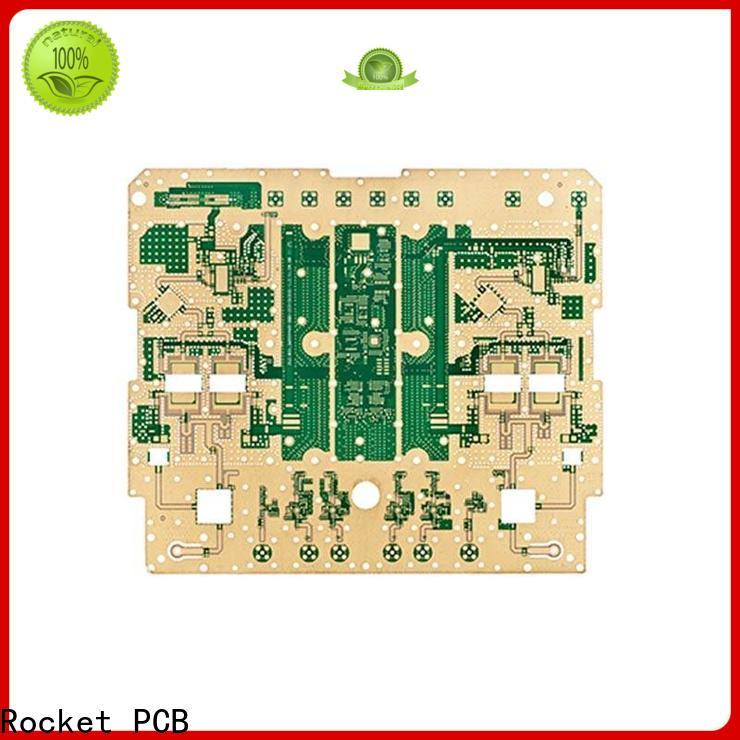 Rocket PCB hybrid microwave circuit board hot-sale for automotive