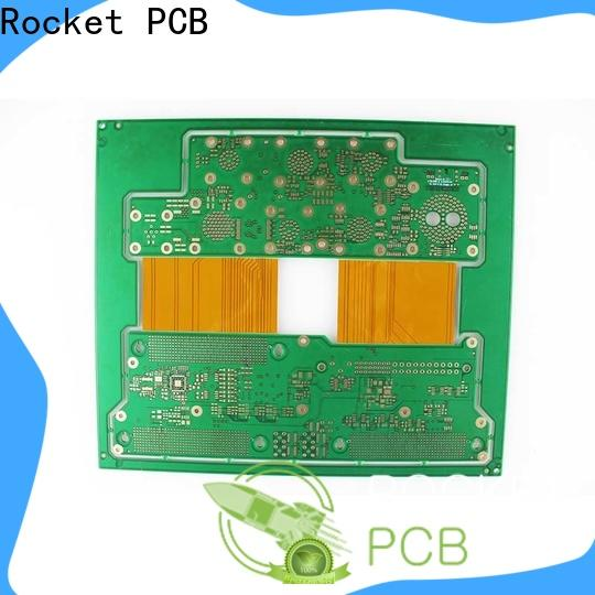 high-quality rigid-flex pcb printed boards industrial equipment
