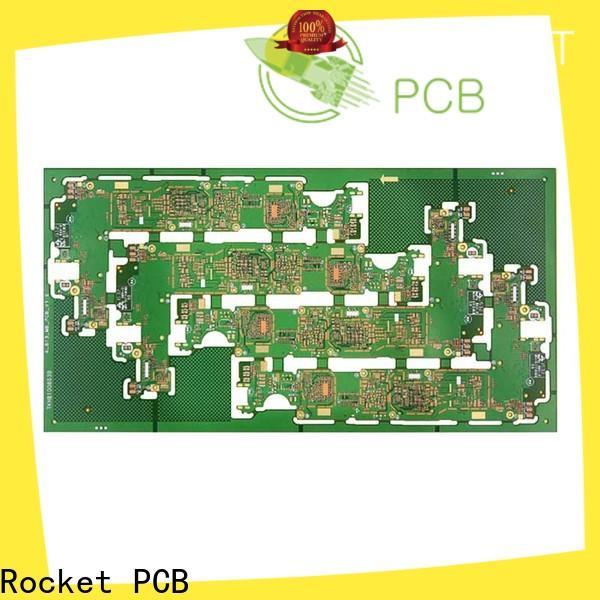 Rocket PCB multi-layer pcb prototyping hdi