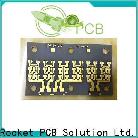 Rocket PCB material ceramic pcb board for electronics