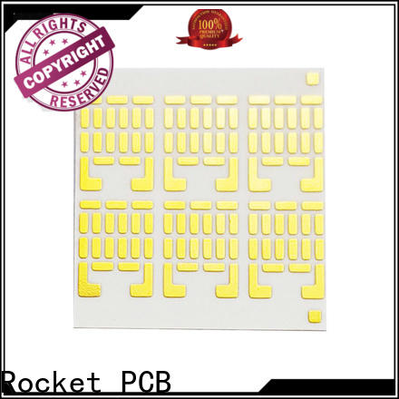 Rocket PCB thermal metal base pcb base for base material