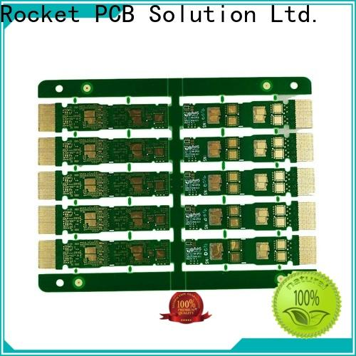 Rocket PCB gold pcb connection finger for wholesale