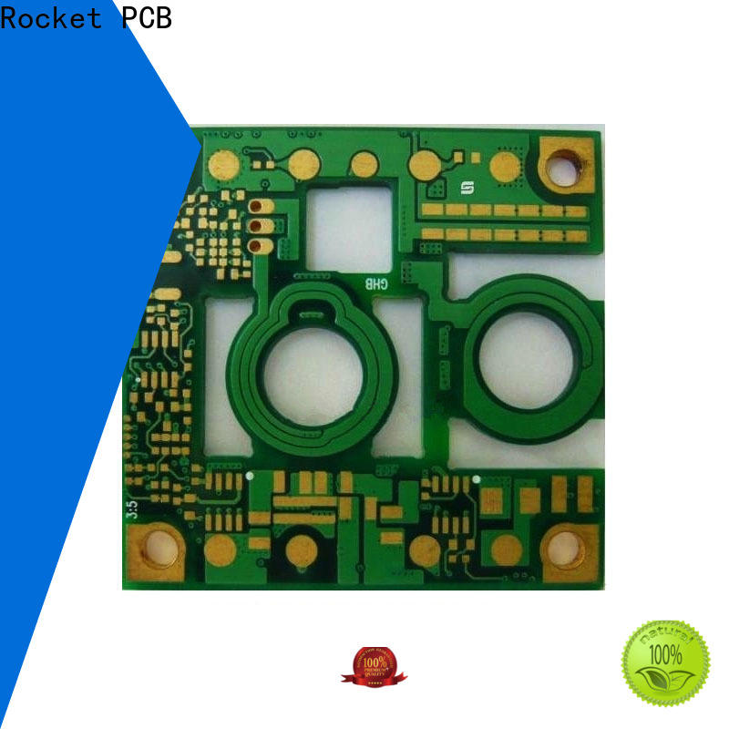 Rocket PCB power printed circuit board assembly coil for digital product