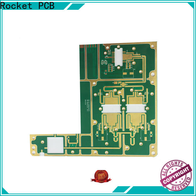 Rocket PCB high frequency rf pcb bulk production for automotive