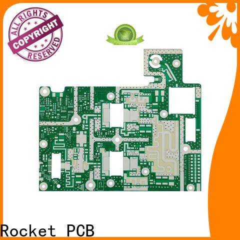 micro-wave RF PCB production hybrid hot-sale instrumentation