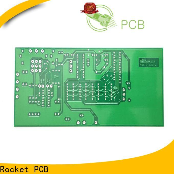 quick double sided pcb bulk volume consumer security