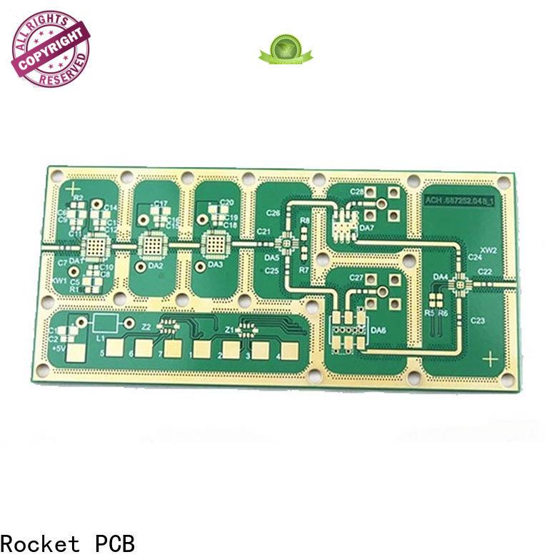 Rocket PCB rigid power circuit board depth for pcb buyer