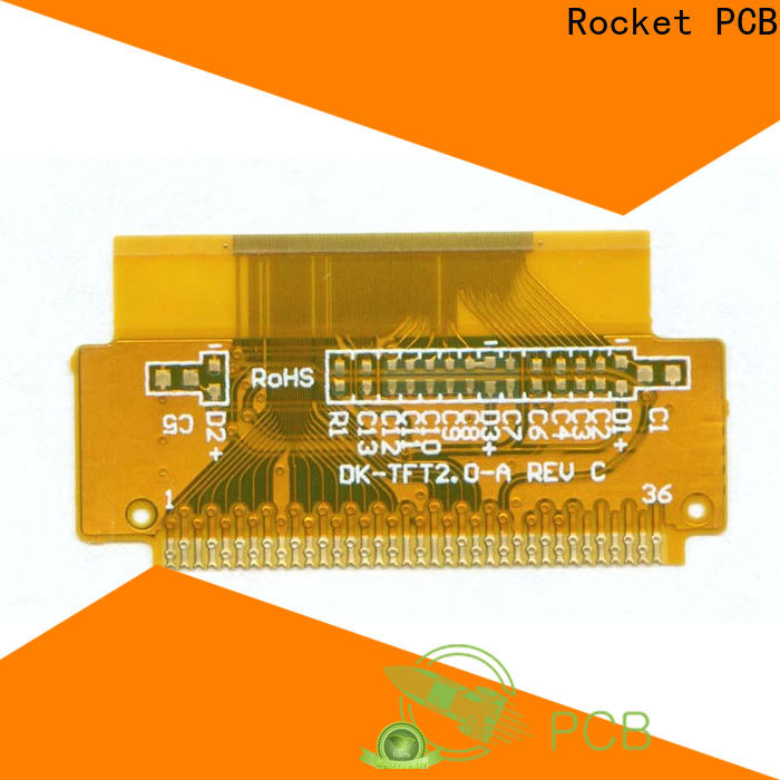Rocket PCB core pcb board process for electronics