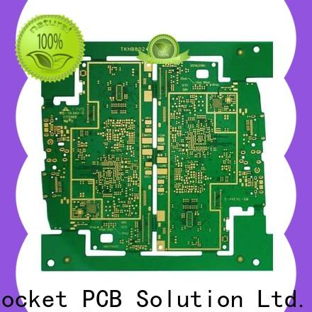 free sample HDI pcb fabrication manufacturing board wide usage