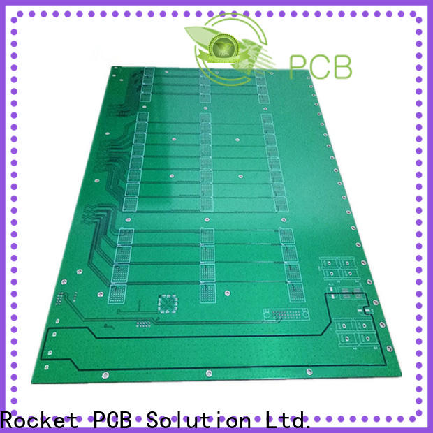 Rocket PCB circuit china pcb prototype scale smart house control