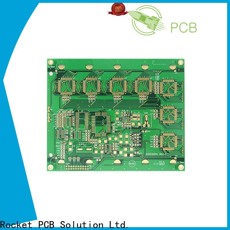 Rocket PCB high quality multilayer pcb manufacturing top-selling IOT