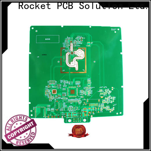 hot-sale material pcb frequency structure for digital product