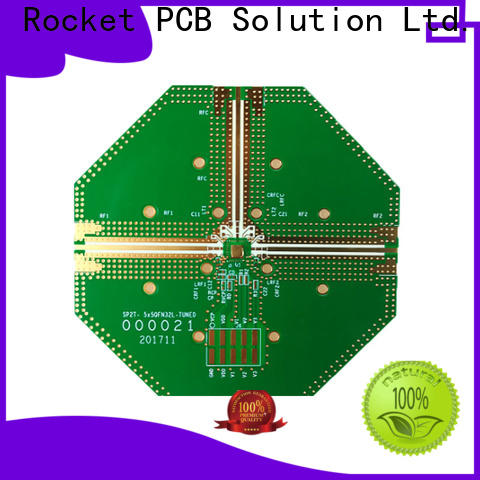 Rocket PCB material material pcb structure for digital product