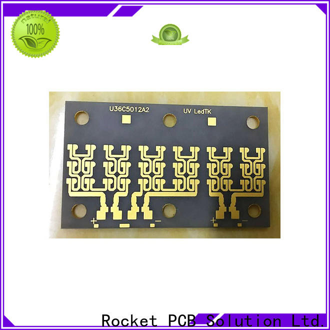 Rocket PCB board ceramic substrate pcb base for electronics