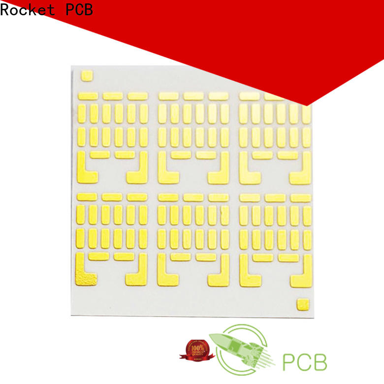 Rocket PCB ceramic IC structure pcb material conductivity for base material