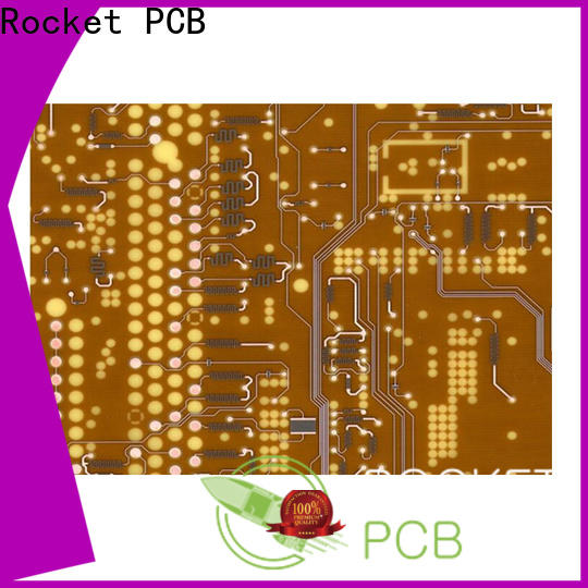 Rocket PCB embedded pcb production capacitors for wholesale