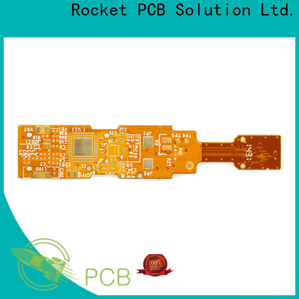 Rocket PCB pi flexible printed circuit boards for automotive
