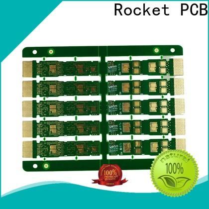 Rocket PCB top selling equal length finger for import