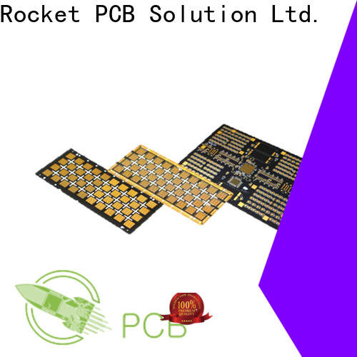Rocket PCB base aluminum circuit board light-weight for digital device