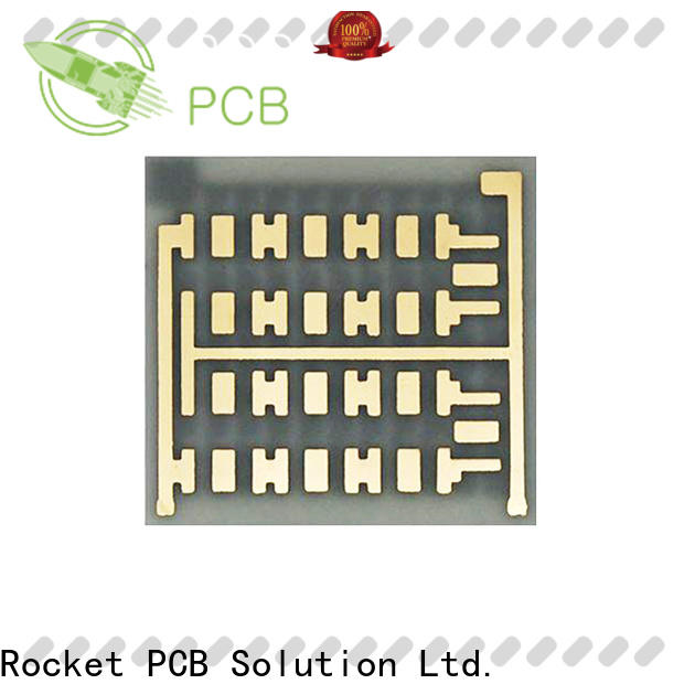 Rocket PCB heat-resistant IC structure pcb substrates for base material
