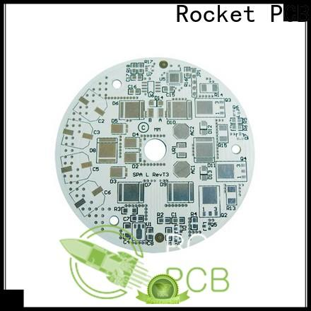 Rocket PCB popular aluminum circuit board led for digital device