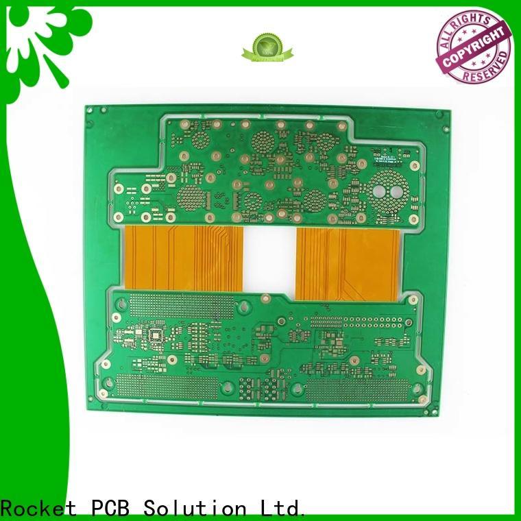 Rocket PCB flexible rigid flex pcb top selling industrial equipment