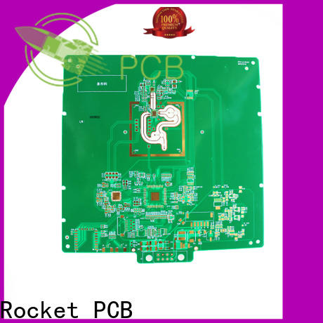 Rocket PCB mixed hybrid pcb material for digital product