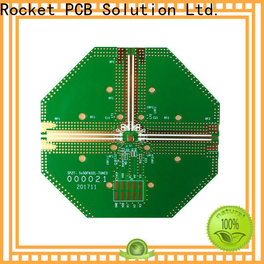 Rocket PCB mixed material pcb rogers for electronics