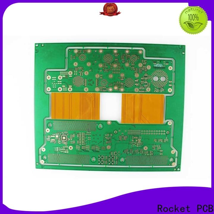Rocket PCB hot-sale rigid-flex pcb top selling industrial equipment