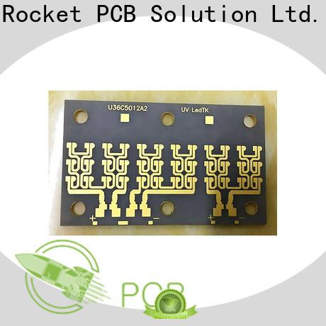 Rocket PCB board ceramic pcb board for electronics