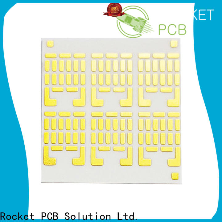 Rocket PCB thermal ceramic pcb substrates for electronics