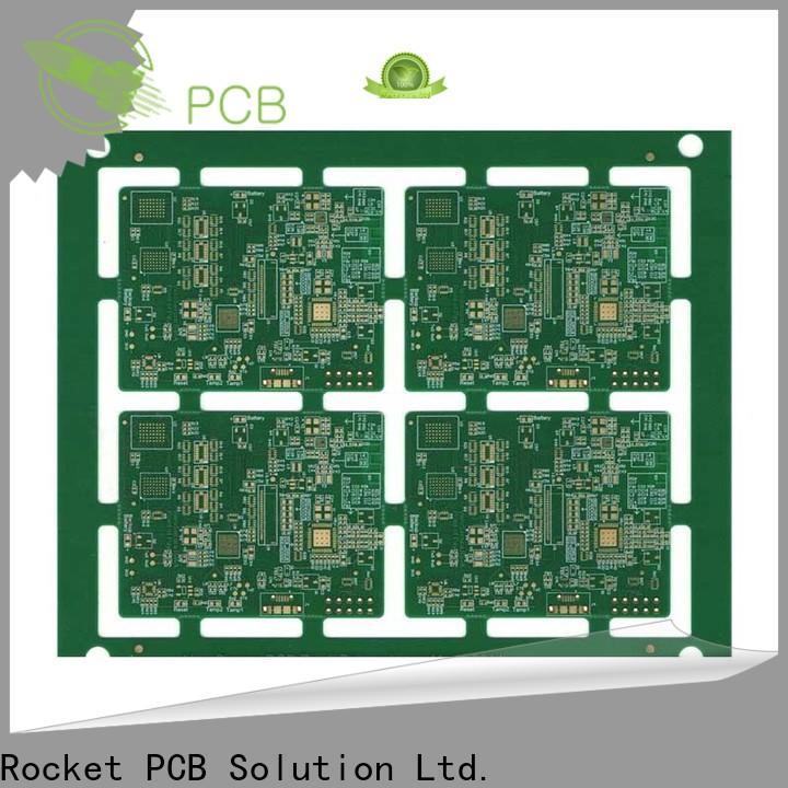 Rocket PCB manufacturing fr4 pcb board interior electronics